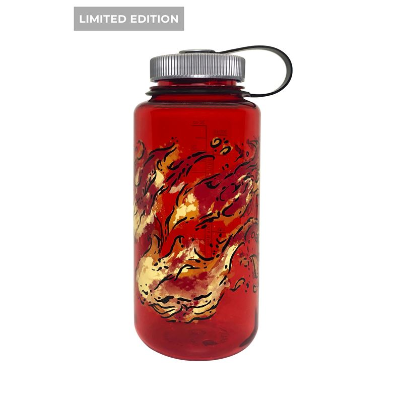 Nalgene Elements Limited Edition Red/Fire