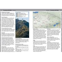 Snowdonia: Mountain Walks and Scrambles pages