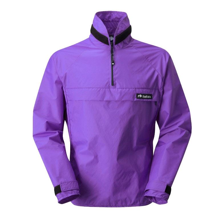 Buffalo Windshirt Purple