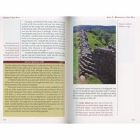 Walking Hadrian's Wall Path pages