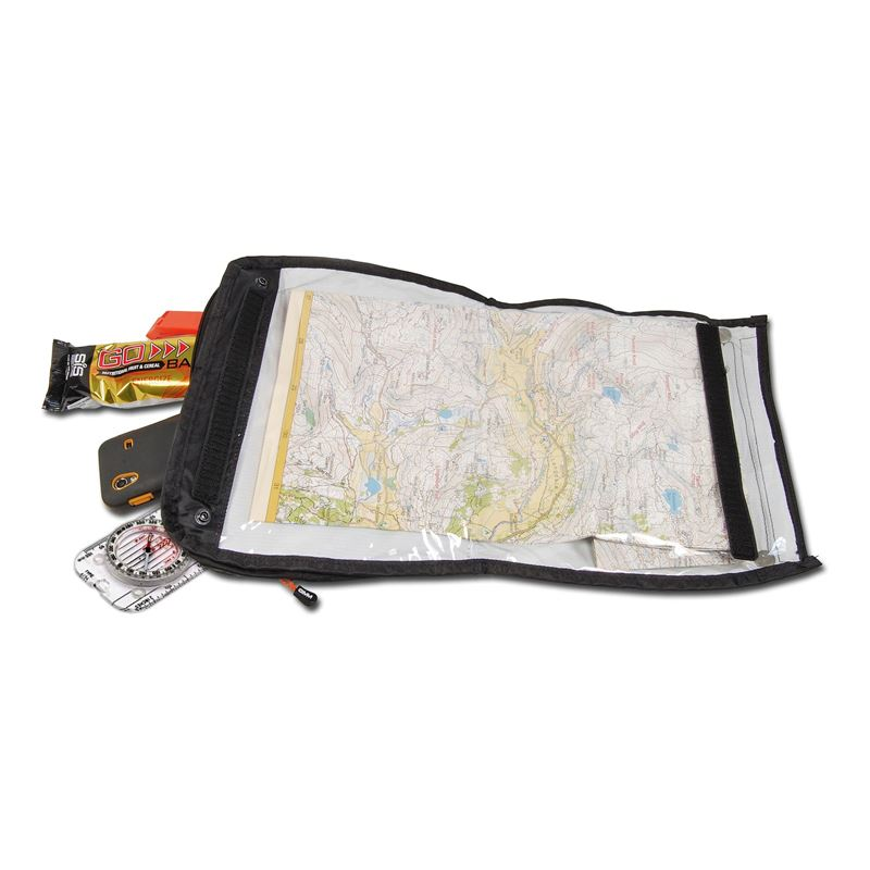 OMM Trio Map Pouch 4 Litres showing map case