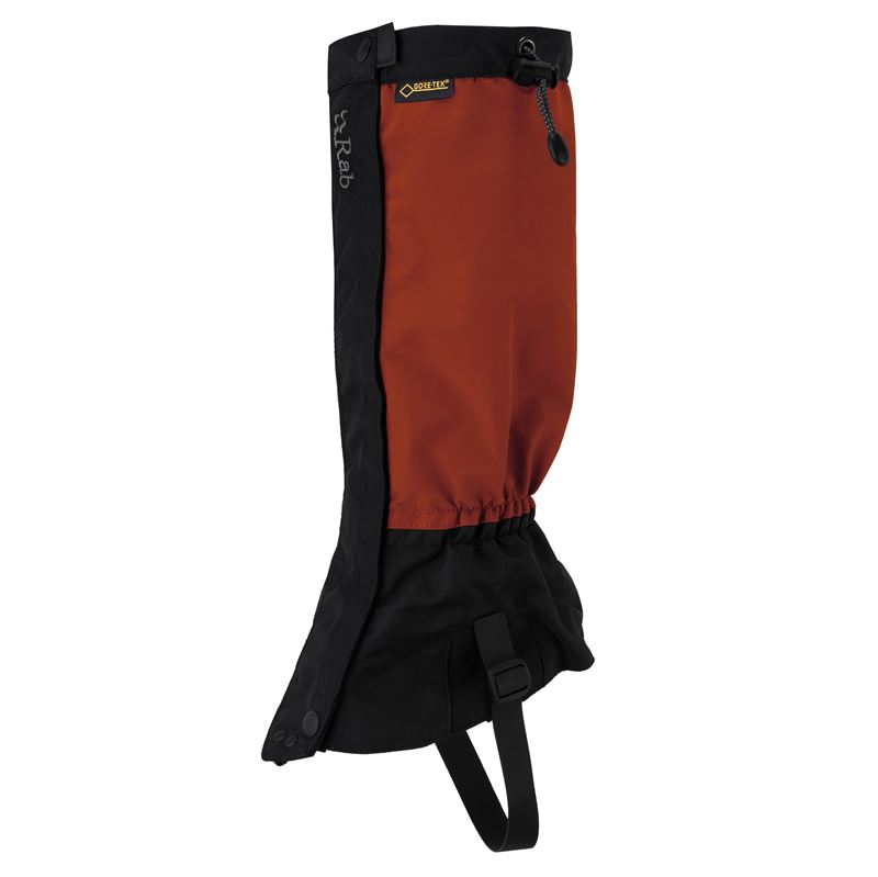Rab Hispar Gaiter GTX Red Clay