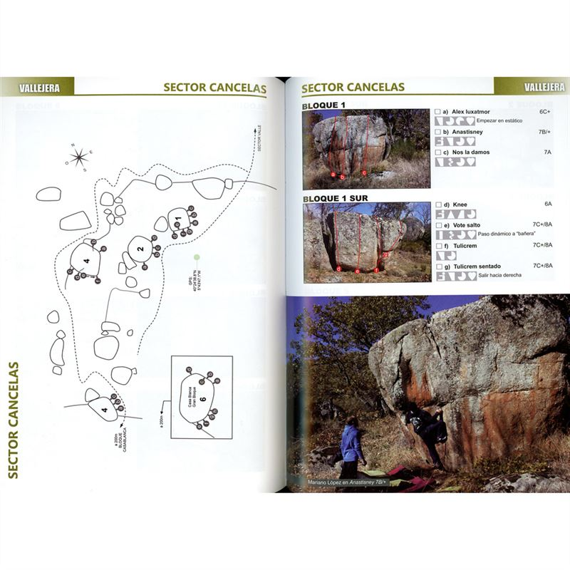 Iberian Boulder - Centre-West pages