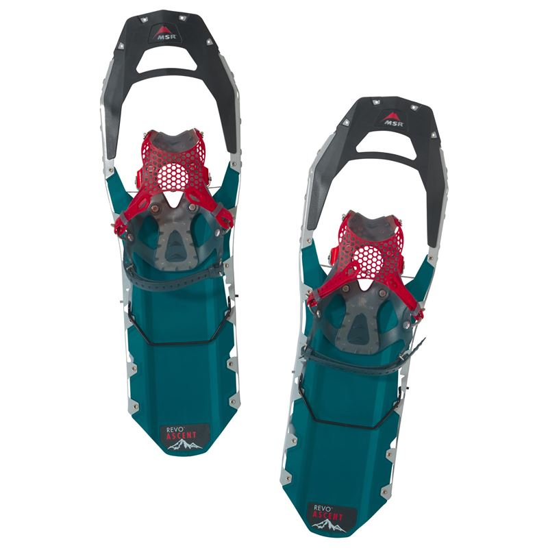 MSR Women's Revo Ascent Snowshoes Dark Cyan