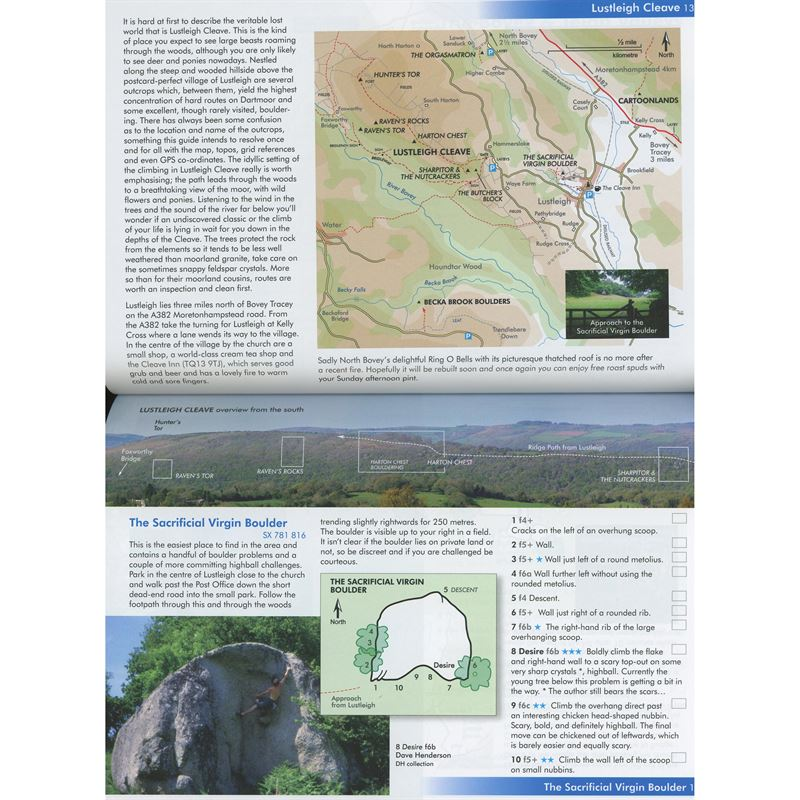 Dartmoor pages