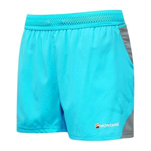 Montane Women's Snap Shorts Cerulean Blue