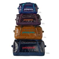 Patagonia Black Hole Duffel Bags - the four sizes