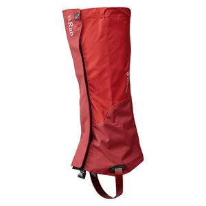 Rab Muztag GTX Gaiter Ascent Red