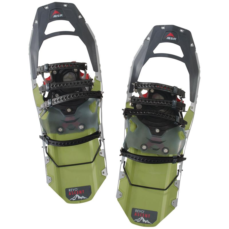 MSR Revo Ascent Snowshoes Green