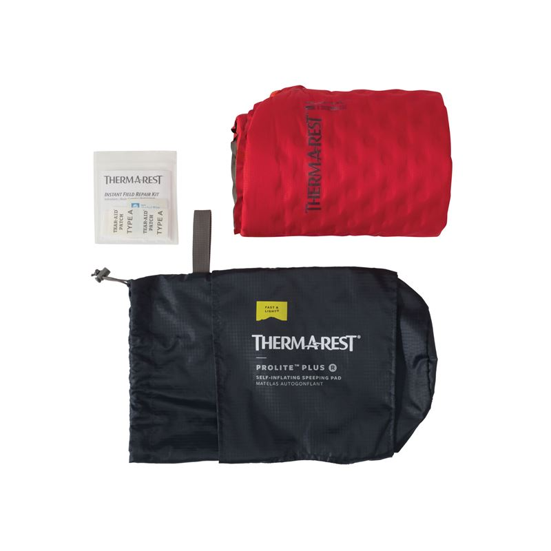 Thermarest ProLite Plus Cayenne Regular contents